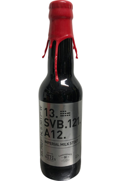 Imperial Stout Aged in Island Whisky Casks 330ml 12.2%