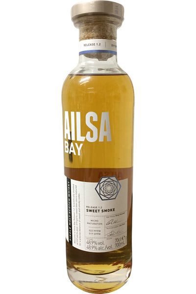 Ailsa Bay Release 1.2 Single Malt | 48.9% 700ml