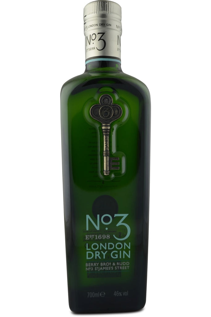 No.3 London Dry - 46% 700ml  Gin
