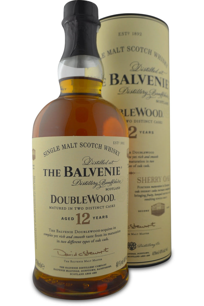 Balvenie 12 Year old Doublewood |700ml 40%  Whisky