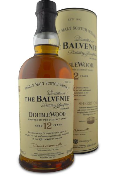 Balvenie 12 Year old Doublewood |700ml 40%