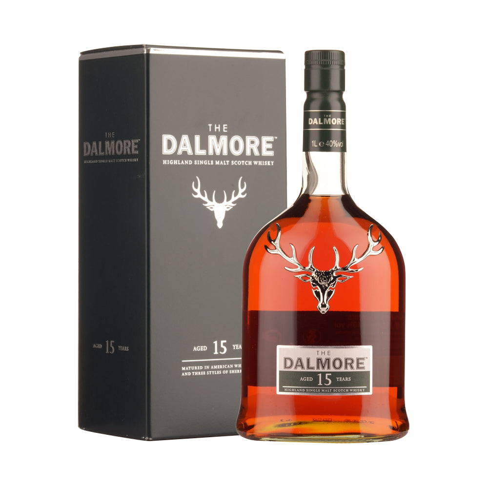 Dalmore 15 year old | 700ml 40%  Whisky