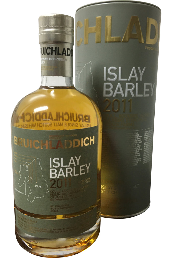 Bruichladdich Islay Barley 2011 | 50% 700ml  Whisky