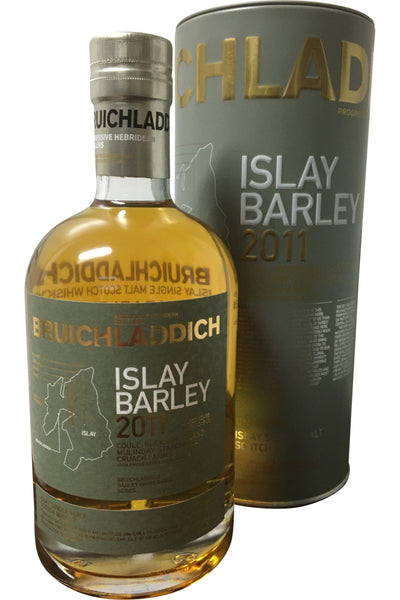 Bruichladdich Islay Barley 2011 - 50% 700ml