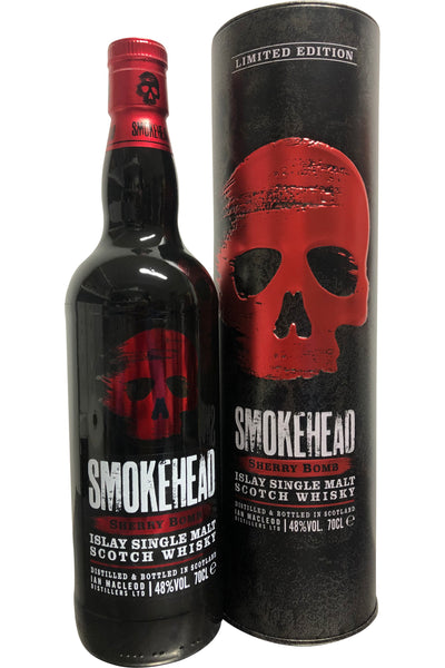 Smokehead Sherry Bomb (Limited Edition) | 48% 700ml