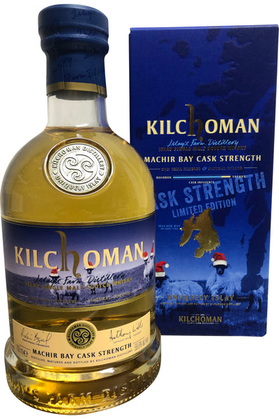 Kilchoman Machir Bay Cask Strength 58.6% 700ml