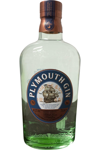 Plymouth Gin - 41.2% 700ml