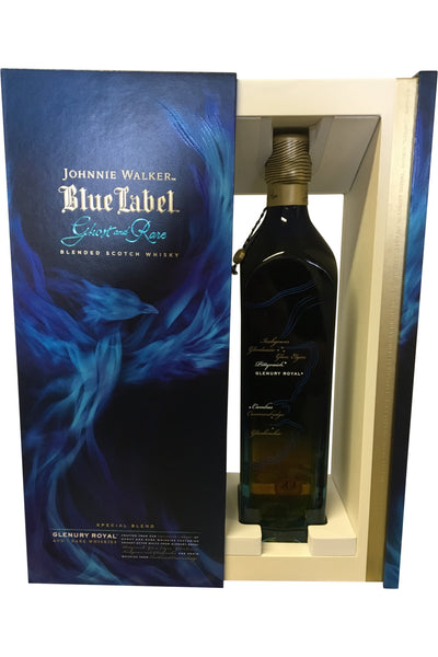 Johnnie Walker Blue Label Ghost and Rare Glenury Royal - 43.8% 700ml