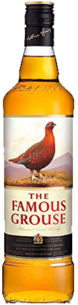 Famous Grouse Blended Scotch Whisky - 40% 700ml