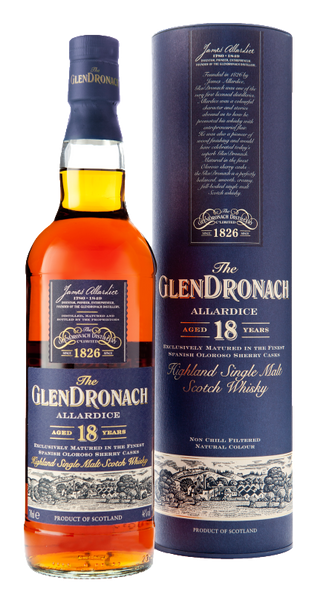 Glendronach 18 Year old |700ml 46%