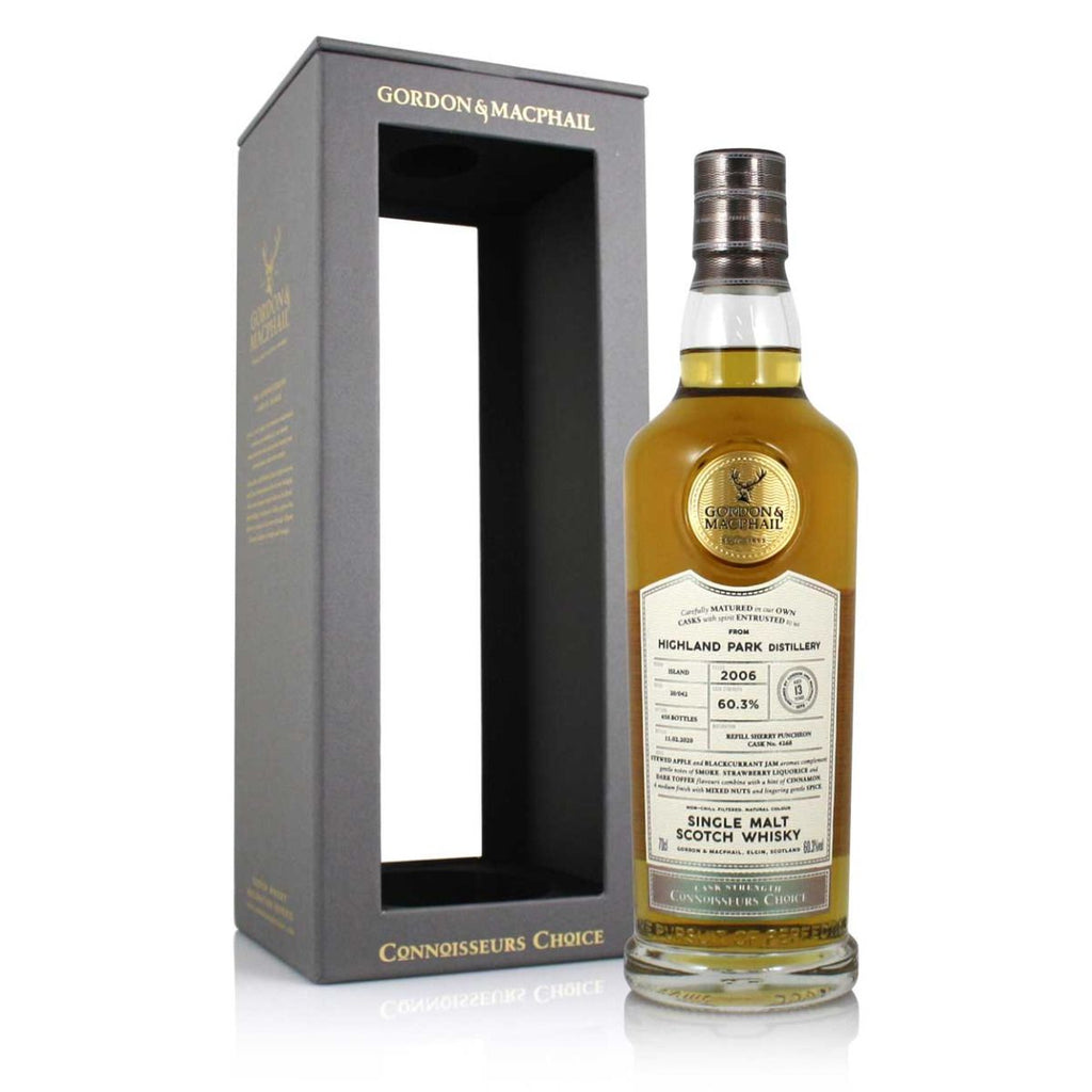 Gordon & Macphail Highland Park Distillery Connoisseurs Choice 2006 - 60.3% 700ml