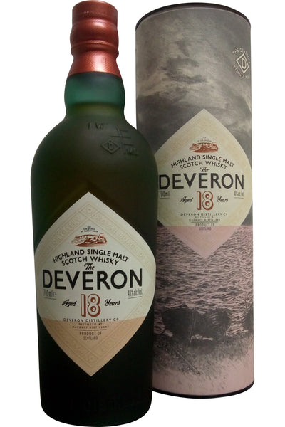 The Deveron 18 Year Old | 40% 700ml