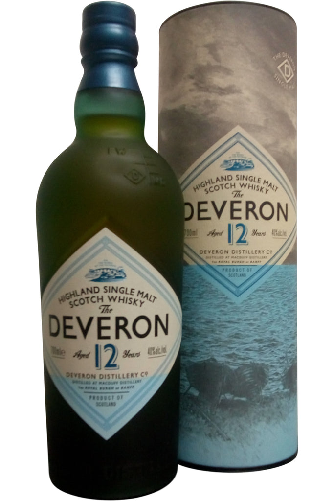 The Deveron 12 Year Old | 40% 700ml  Whisky