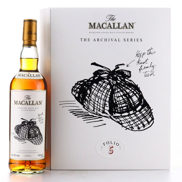 Macallan Folio 5 Whisky - 43% 700ml
