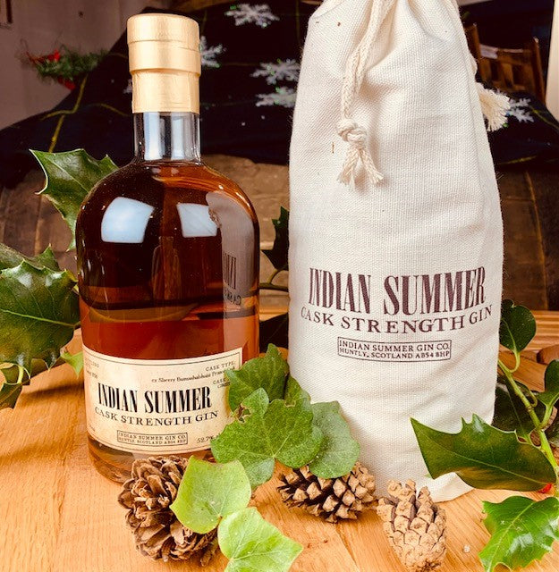 Indian Summer (Bunnahabhain) Cask Strength Gin | 52.3% 700ml
