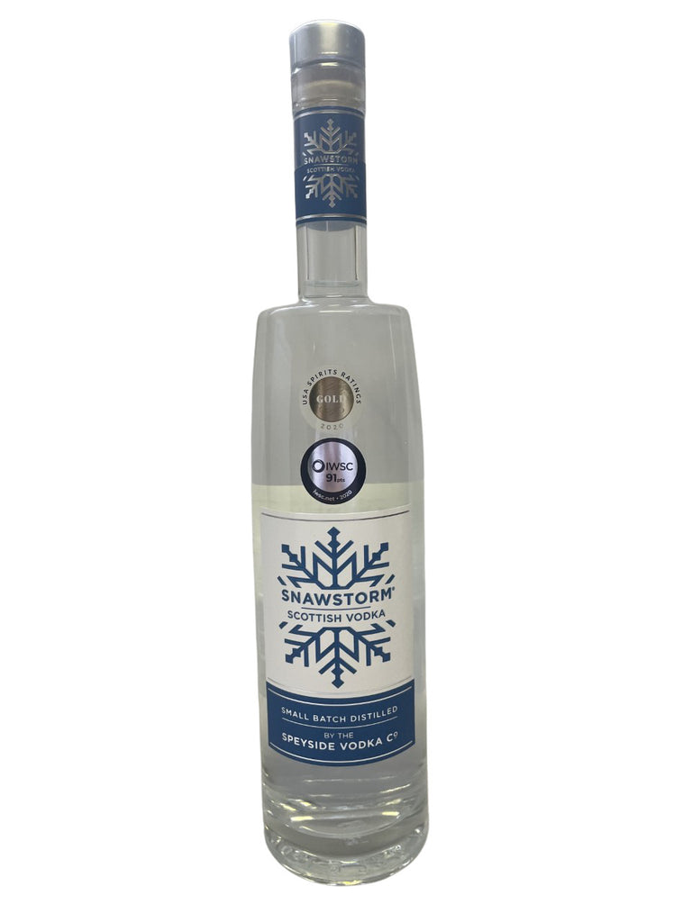 Snawstorm Scottish Vodka | 42% 700ml