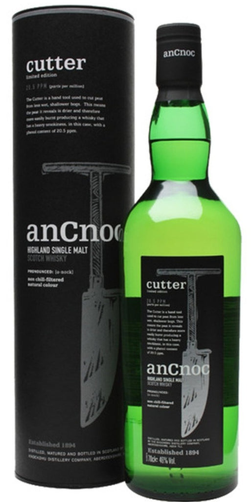 anCnoc Cutter | 46% 700ml  Whisky