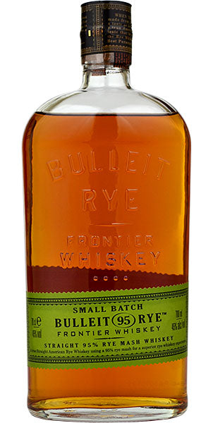 Bulliet Small Batch 95 Rye - 45% 700ml  Whisky