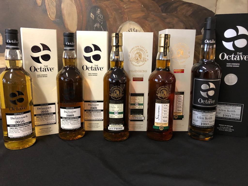 The Sherry Cask Tasting - 5 x 30ml  Whisky