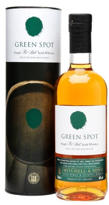 Green Spot Single Pot Still Irish Whiskey - 40% 700ml  Whisky