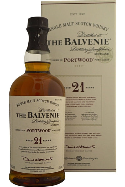 Balvenie 21 Year old portwood | 40% 700ml