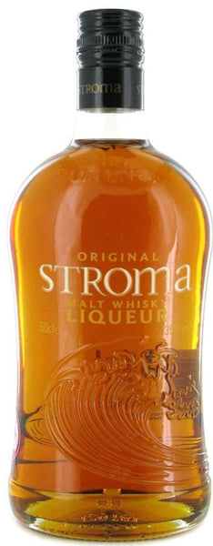 Old Pulteney Stroma Whisky Liqueur - 35% 500ml