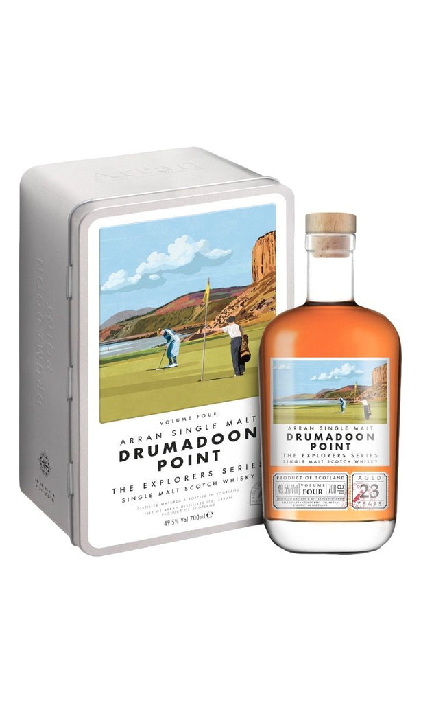 Pre Order - Arran Drumadoon Point Explorer Series 4 | 49.5% 700ml