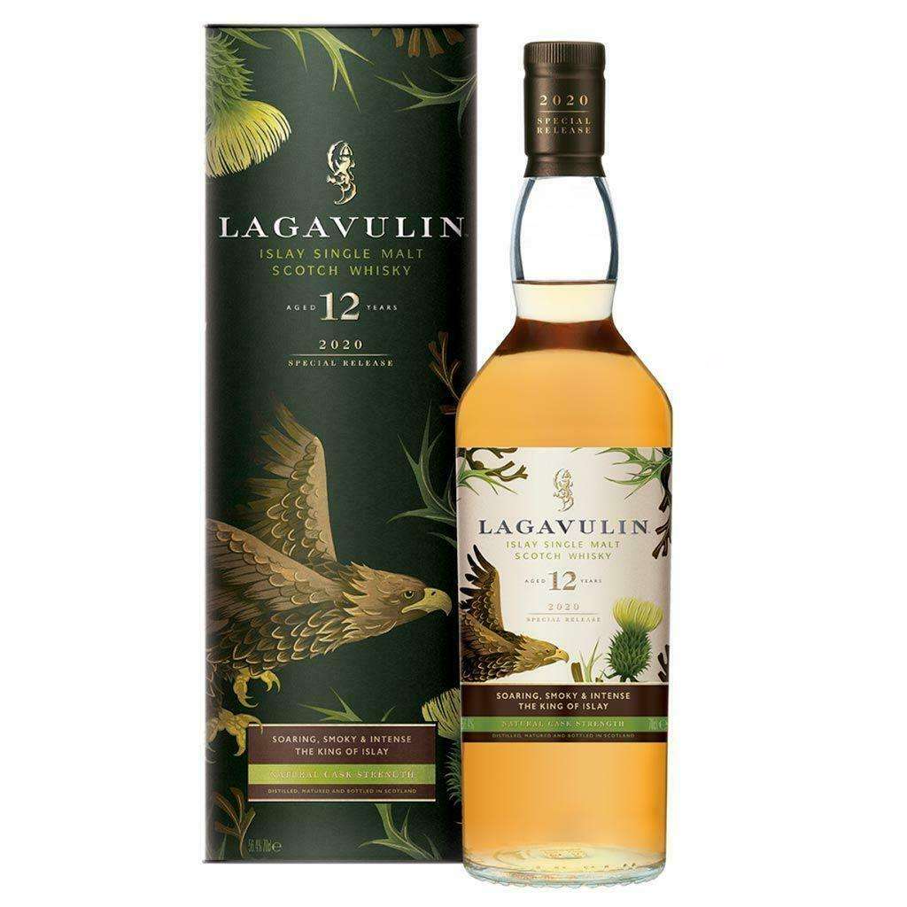 Lagavulin 12 Year Old Special Release 2020 | 56.4% 700ml