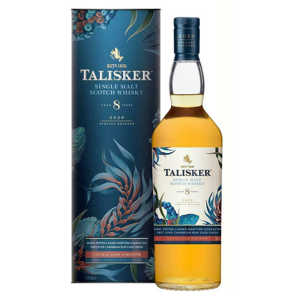 Talisker 8 Year Old Special Release 2020 | 700ml 57.9%