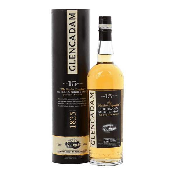 Glencadam 15 year old | 46.0% 700ml