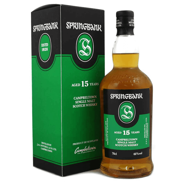 Springbank 15 Year Old | 700ml 46%