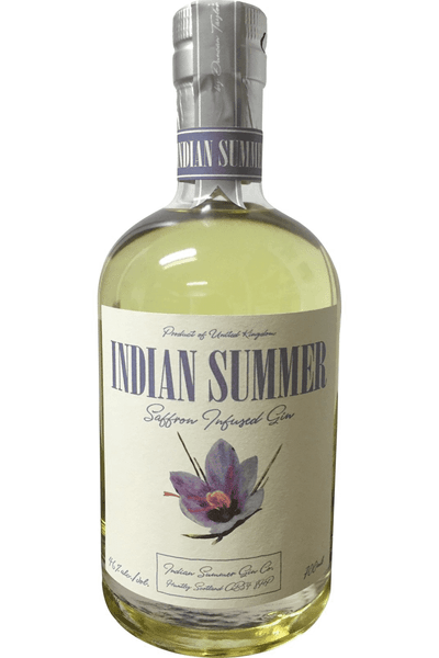 Indian Summer Saffron Gin | 700ml 46%