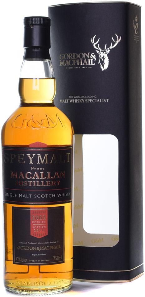 Gordon & Macphail Macallan 2005 Speymalt Range (Bottled 2019) - 43% 700ml  Whisky