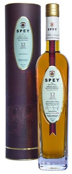 Spey 12 Year Old Limited Release Port Finish | 700ml 46%