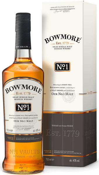 Bowmore No 1 Whisky - 40% 700ml