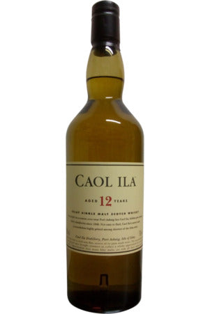 Caol Ila 12 Year Old | 43% 700ml