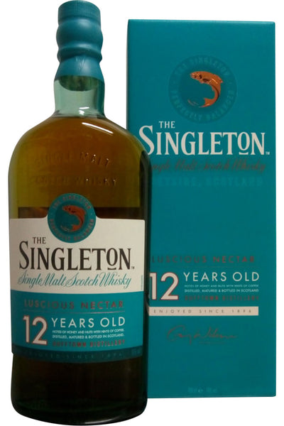 Singleton of Dufftown 12 Year Old Whisky | 40% 700ml