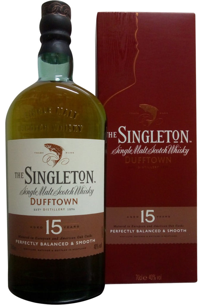 Singleton of Dufftown 15 Year Old Whisky | 40% 700ml  Whisky