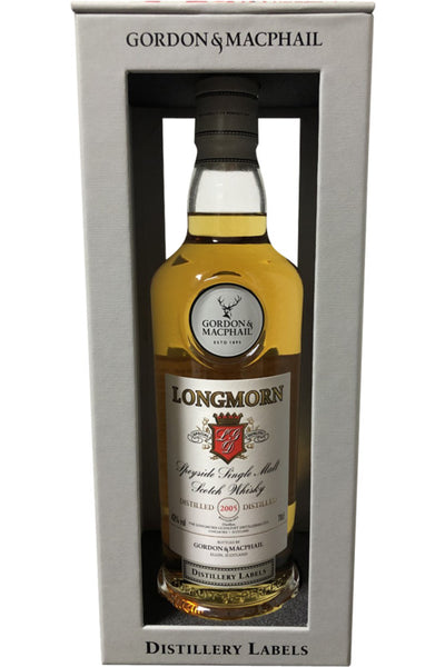 Longmorn 2005 Gordon & Macphail Distillery Label | 700ml 43%