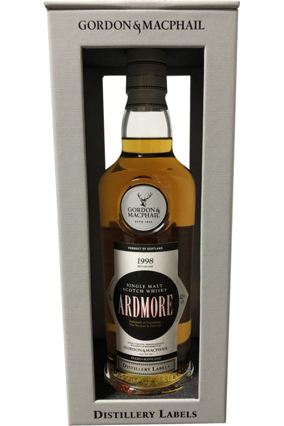 Ardmore 1998 Gordon & Macphail  Distillery Label | 700ml 43%  Whisky