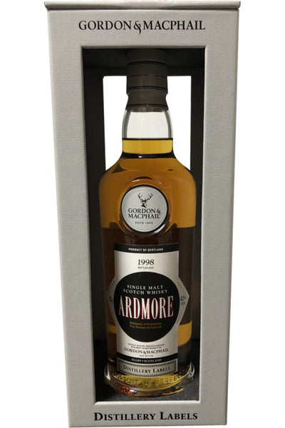 Ardmore 1998 Gordon & Macphail  Distillery Label | 700ml 43%