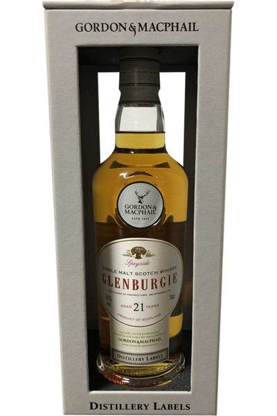 Glenburgie 21 Year Old  Gordon & Macphail  Distillery Label | 700ml 43%