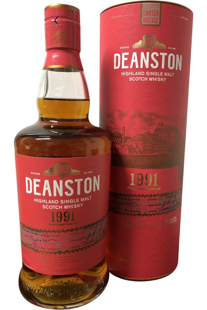 Deanston 1991 Muscat Finish 45% 700ml  Whisky