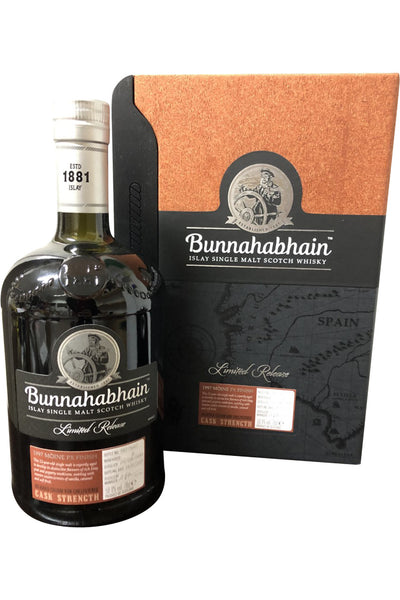 Bunnahabhain 1997 Moine PX Finish | 700ml 50.0%