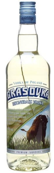 Grasovka Bisongrass Vodka - 40% 700ml