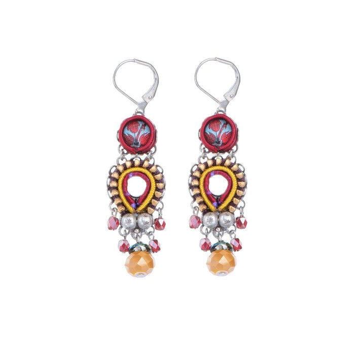SUNDAZED ABIGAIL EARRINGS