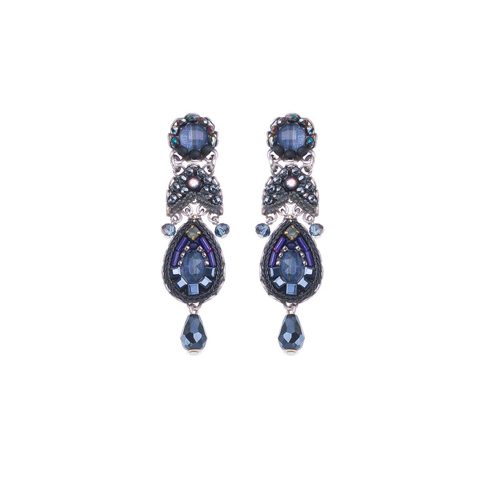 LOVE JET, CARMELA EARRINGS