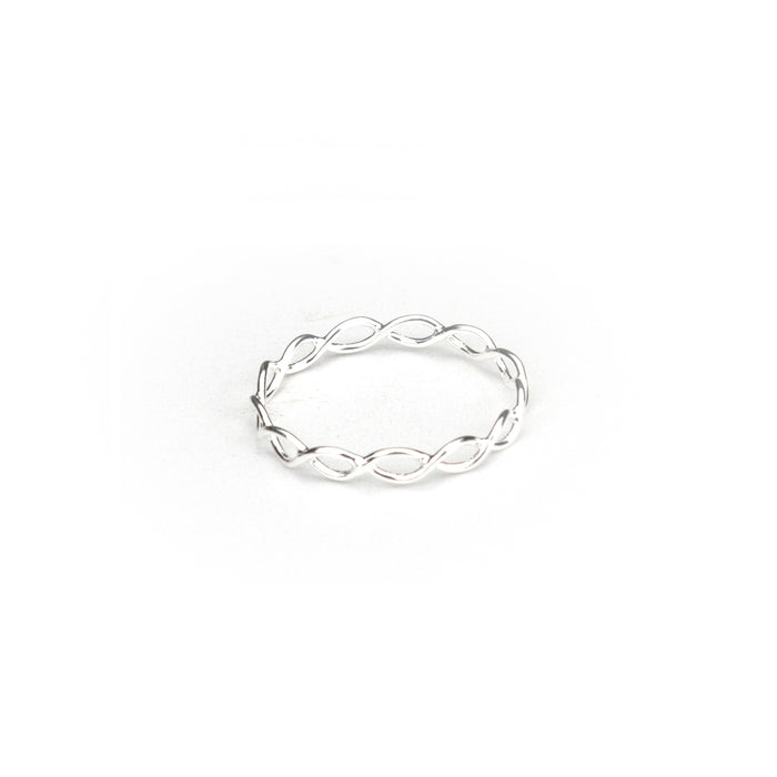 FINE WEAVE RING