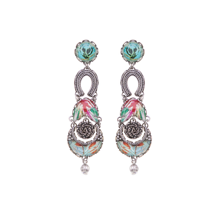FULL MOON, NATALIE EARRINGS
