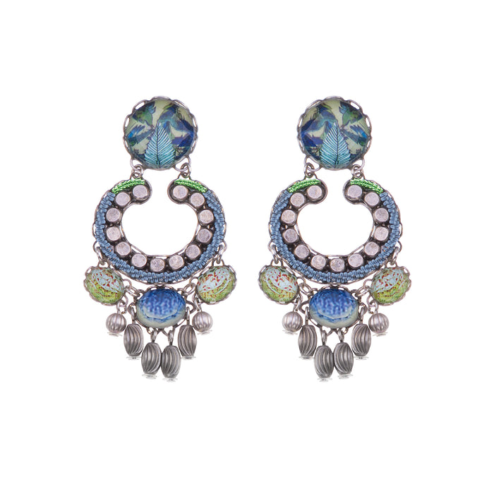 NEW DAWN, ANISA EARRINGS